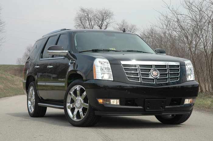 2007 Cadillac Escalade Lowering Kit